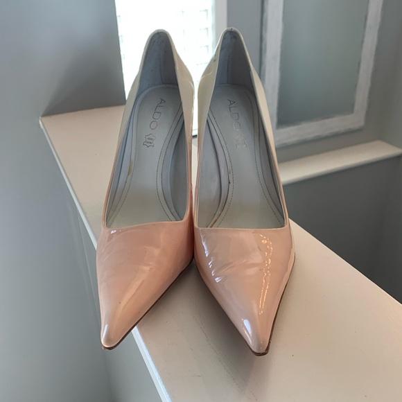 Aldo Shoes   Pink Ombr Heels Size 40